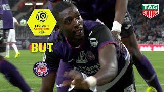But Yaya SANOGO (58') / Toulouse FC - LOSC (2-1)  (TFC-LOSC)/ 2019-20