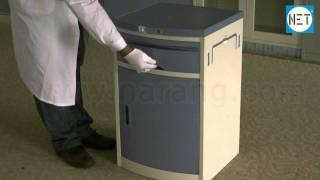 Bedside Cabinet - Abs. Item Code: Hf1932