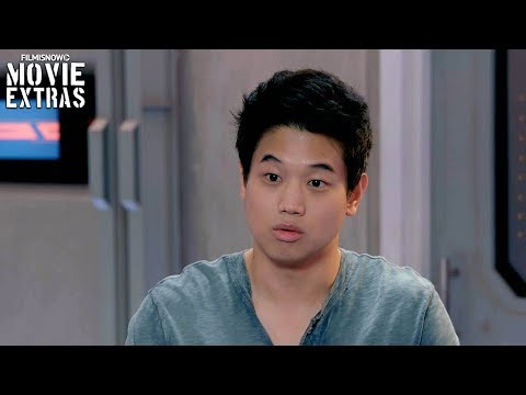 Maze Runner: The Death Cure | On-set visit with Ki Hong Lee