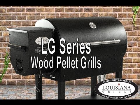 Pellet Grill Review: The Louisiana Grill LG 900 [August 2019