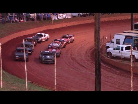 Winder Barrow Speedway Stock Eight Cyinders 7/2/16