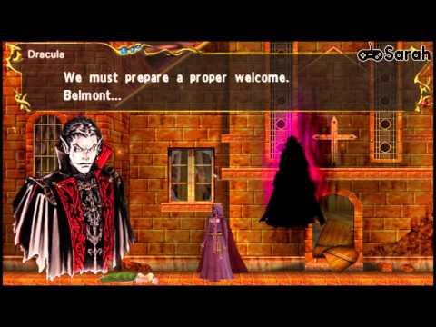 [Retro_PSP] Castlevania: The Dracula X Chronicles (1)