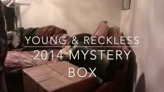 Young & Reckless ? BOX UNBOXING