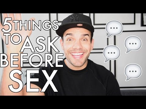 Are you asking these 5 crucial questions BEFORE SEX to Keep You Safe !? | The Check Up | Jake Mossop