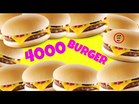 mcdonald 39 s my burger prank 1x alles bestellen d d d funnycat tv. Black Bedroom Furniture Sets. Home Design Ideas