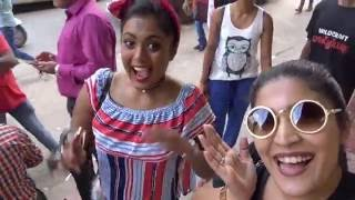 taking mrjovitageorge to karol bagh   vlog   shopping at impressions eating chole bhature and more