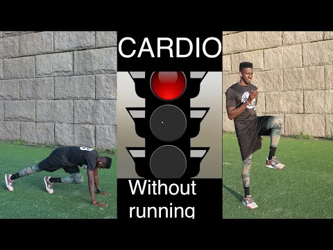 Red light Green light fun cardio workout at home | PE fitness games at home