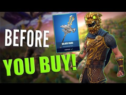 Battle Hound | Silver Fang - Before You Buy - Fortnite