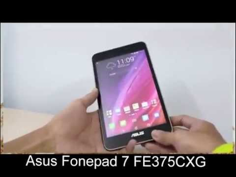 ASUS Fonepad 7 FE375CXG Review