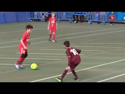 NV Logistics CSI Talent Cup U11 2017 FC Champel-Servette FC II finale 19-20