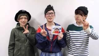 ほのぼのしますな。新譜&ライブを語る、SHISHAMOからの動画コメント! ☆...