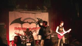 Unreal Terror - Lost Away (Live@Exenzia Club Prato - March 28th, 2015)