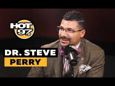 Dr. Steve Perry On School Choice, Capital Prep & Says 'Public Schools Are Failing'