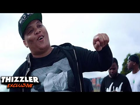 J. Hollow ft Rockin Rolla, Salty, Lil Blood, Blak Tha Difference - Bossed Up (Exclusive Music Video)