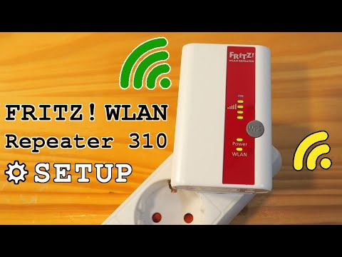 fritz!-wlan-repeater-310-wi-fi-extender-•-unboxing,-installation,-configuration-and-test