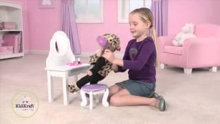Kidkraft Lil Doll Vanity 60131