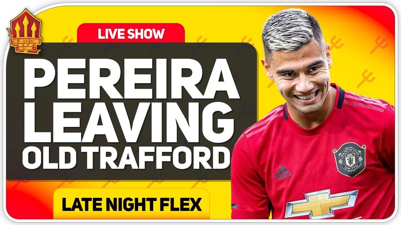Andreas Pereira's Old Trafford Exit Plan | Man Utd Transfer News