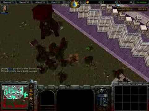 Warcraft 3 reighn of chaos LOTR Minas Tirith Siege  YouTube