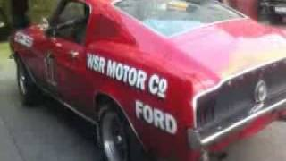 Holman-Moody 427 1967 Mustang Fastback