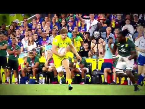 The Australian Sevens Team - Sydney 2018 Champions!