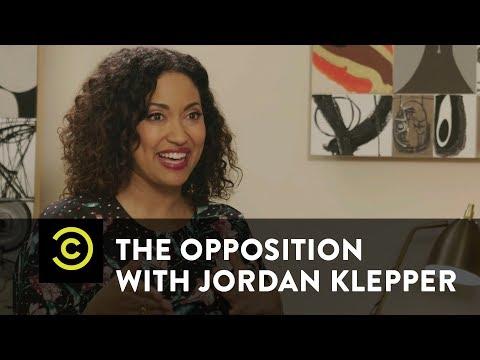Critiquing the Artwork of GITMO Prisoners - The Opposition w/ Jordan Klepper