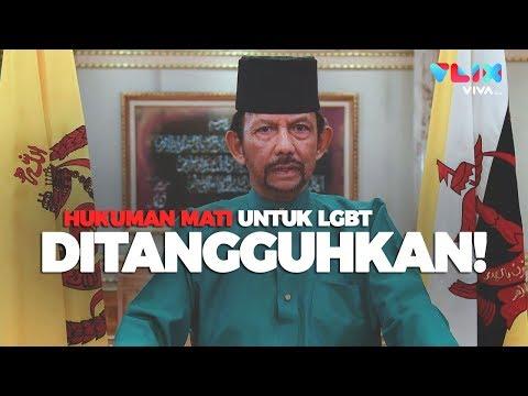 Brunei Tangguhkan Hukuman Mati Untuk LGBT