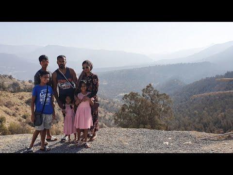 Paradise Valley Agadir (Berber Village) Atlas Trekking, Morocco 4K 🇲🇦