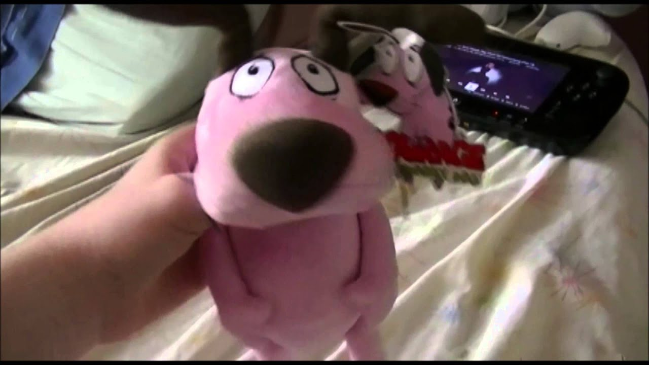 Courage The Cowardly Dog Toys