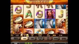 Игровой автомат Wild spirit от Playtech