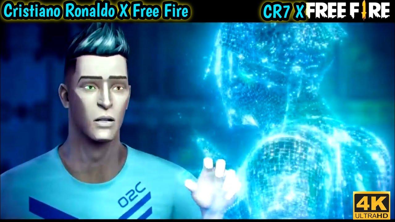 Kisah Cristiano Ronaldo Masuk Free Fire Full Movie 4k Cr7 X Ff Comprar Camisetas De Futbol Baratas
