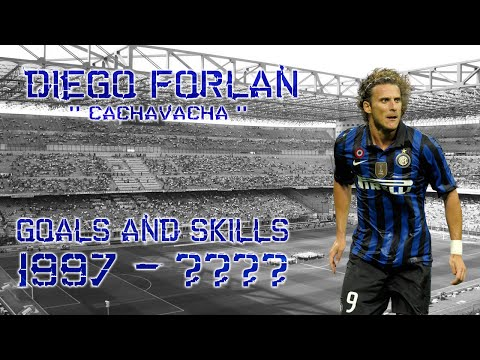 Diego Forlan '' Cachavacha'' Skills and Goals