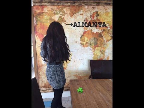 ALMANYA VLOG  /DÜSSELDORF/ MANNHEİM/ZWEİBRÜCKEN | GEZELİM GÖRELİM
