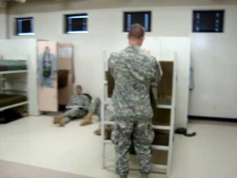 Ft. Leonardwood barracks maintenance
