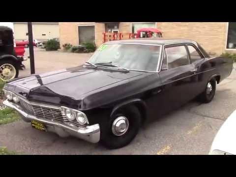 1965 Chevrolet Biscayne Sleeper