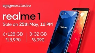 Realme 1 Official Video - Trailer, Introduction, Commercial, Teaser, Promo