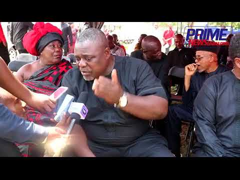 Ghana has failed to honour heroes with physical structures - Anyidoho