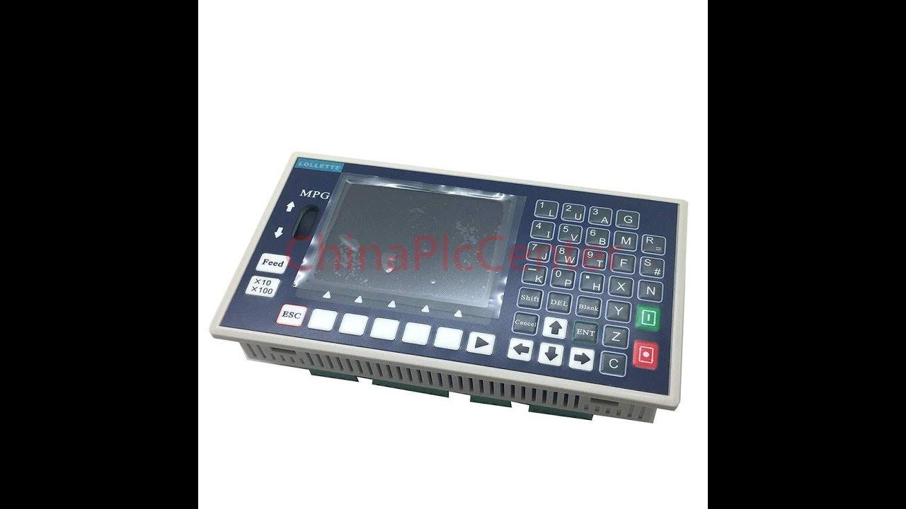 TC55V 1 TC55V CNC controller lathe mini milling machine