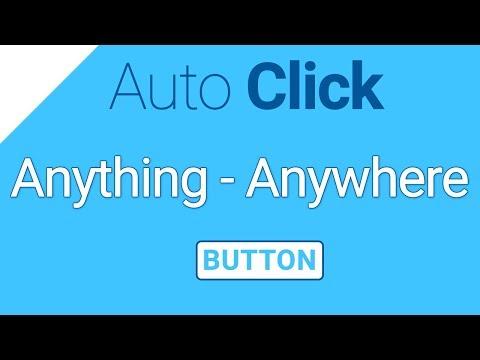 Auto Click / Auto Fill