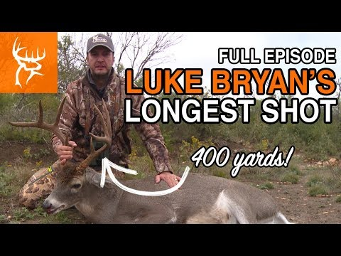 LUKE BRYAN 400 YARD SHOT! | Buck Commander | Full Episode