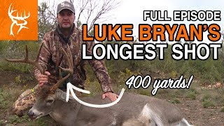 Download LUKE BRYAN 400 YARD SHOT! | Buck Commander | Full Episode Mp3 and Videos