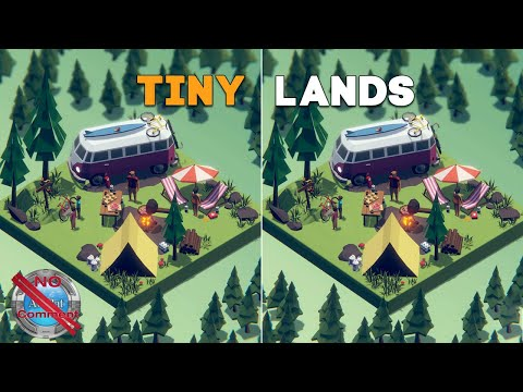 Tiny Lands Gameplay 60fps no commentary |