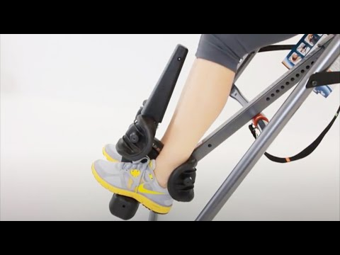 Securing Ankles (X2 Models) | FitSpine X Series