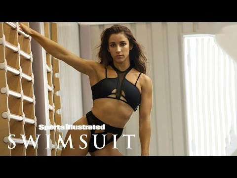 Aly Raisman On Her Gold Medal Body & Overcoming Her…
