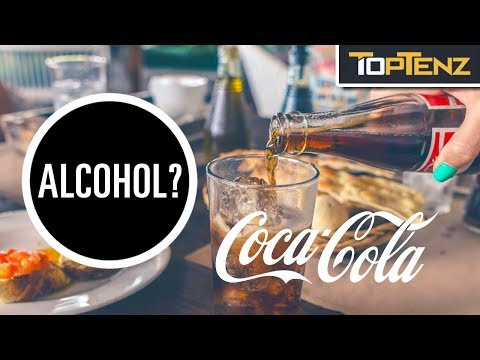 Top 10 Controversial Ingredients Found In Coca-Cola
