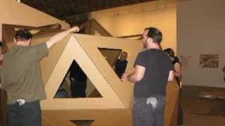 Buckminster Fuller: How to Build a Geodesic Dome - Whitney Museum