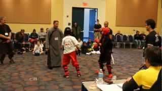 International Shaolin Wushu Center - ICMAC Worldwide Circuit - Houston, TX - March 2, 2013