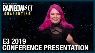 Rainbow Six Quarantine: E3 2019 Conference Presentation | Ubisoft [NA]