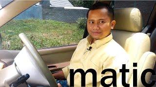 Tutorial Mengemudi Mobil Matic