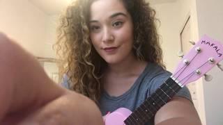 "never enough from ""the greatest showman"" ukulele cover monica oquendo alvarez"