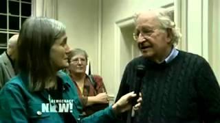 Noam Chomsky - Gaza An Open Air Prison